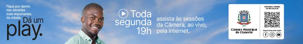 Anúncio CAMARA MUNICIPAL