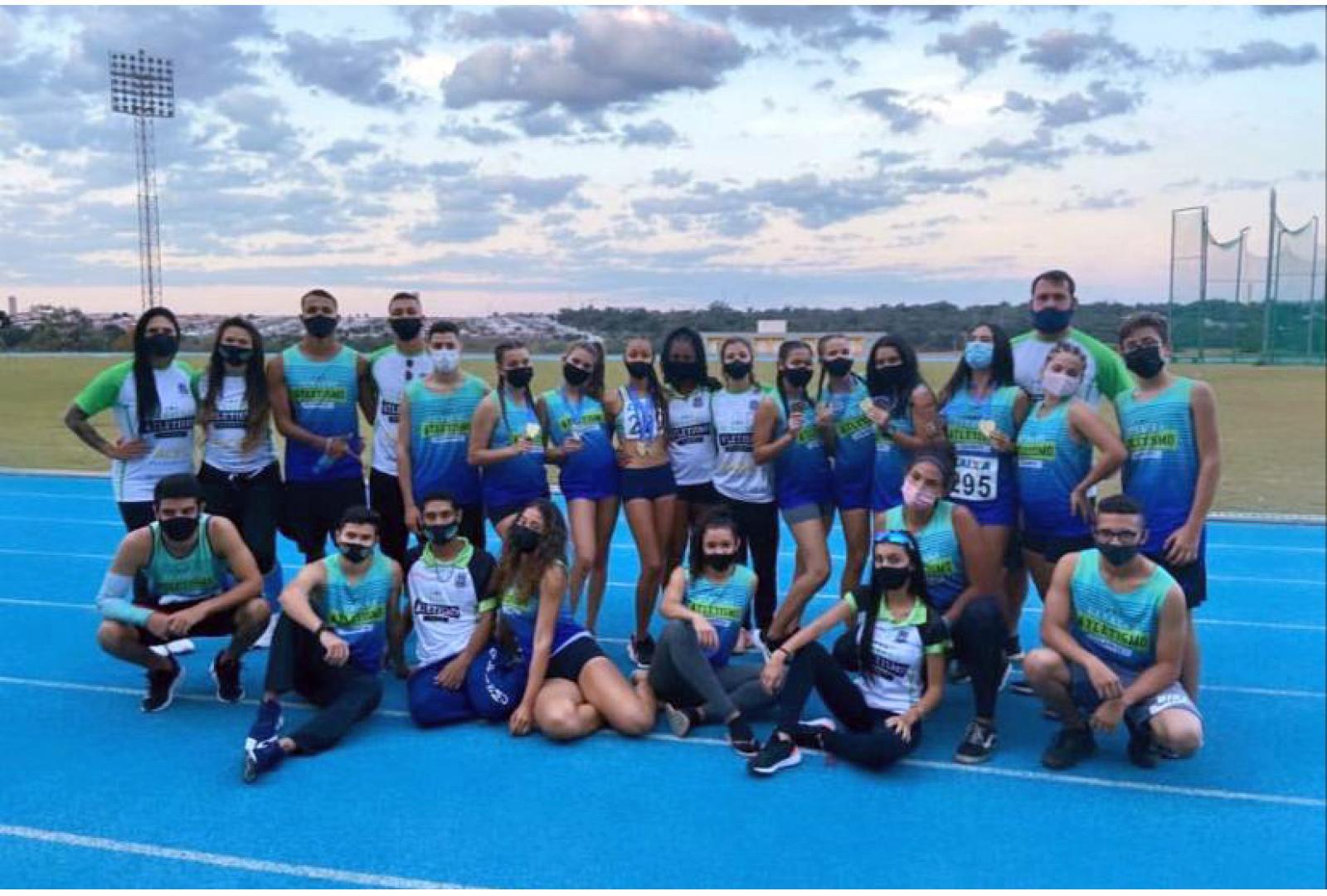 Imagem Geração Atletismo tem destaque em torneio estadual