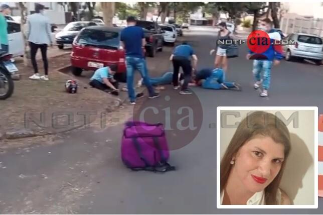 Imagem Vítima de atropelamento em Cianorte morre após permanecer 40 dias internada na UTI