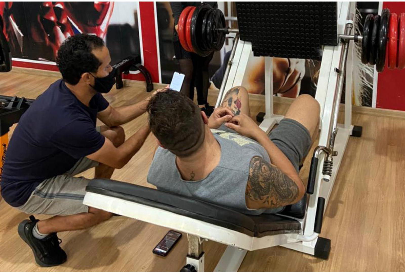 Imagem Pesquisa da SMEL aponta motivações dos cianortenses para prática física e esportiva