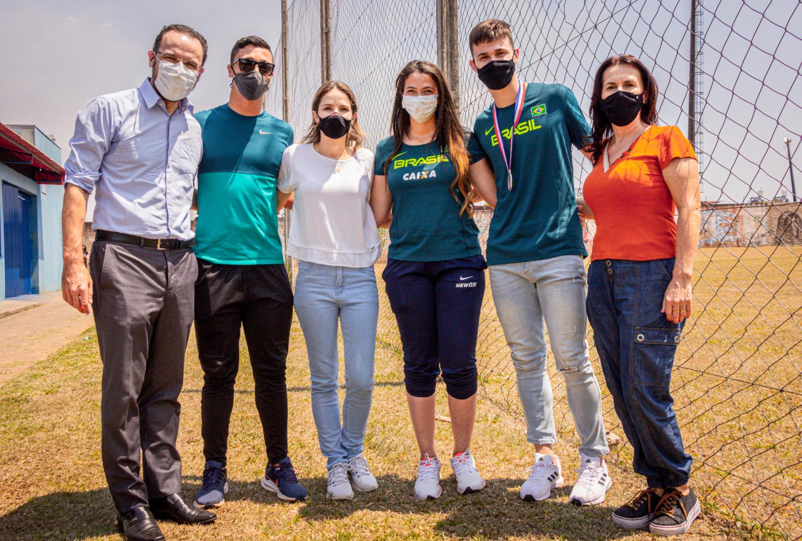 Imagem Cianortense conquista a prata no Campeonato Sul-Americano sub-18 de Atletismo