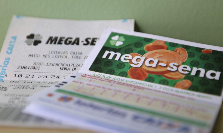 Imagem Mega-Sena sorteia nesta quarta prêmio acumulado em R$ 6,5 milhões